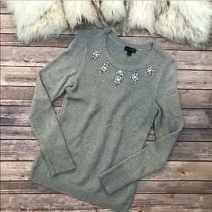 💗Gorgeous The Limited embellished sweater💗
