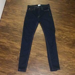 Hudson Barbara high waist Skinny Jean