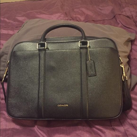 18767ef5 Coach computer bag