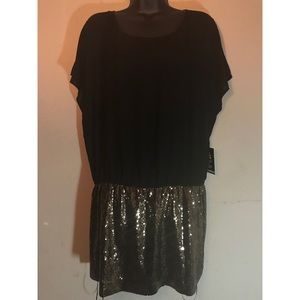 Express Sequin Dress