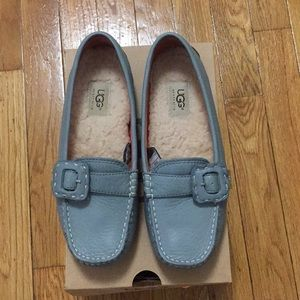 Barely Worn! Ugg Thelma Loafer in Blue Fin