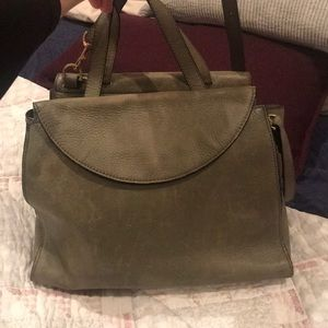 Kate Spade Saturday leather tote