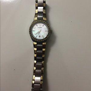 Fossil everyday wear watch