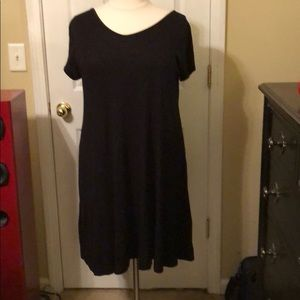 Lane Bryant Size 18/20 t-Shirt dress