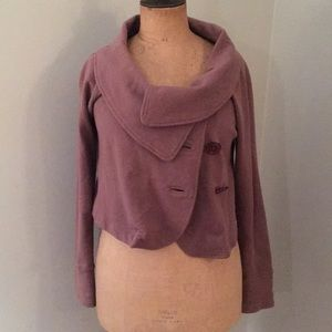 Anthropologie short jacket