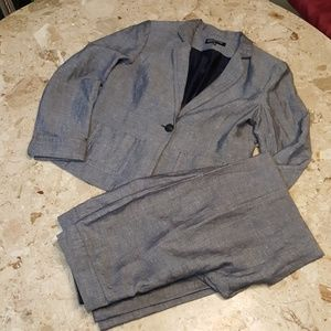 Jones New York Pant Suit Size 8