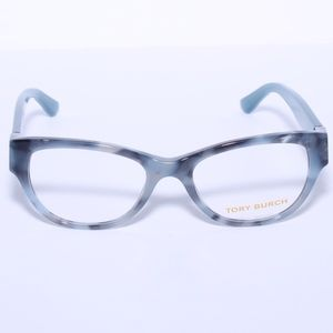 63756c75532b Tory Burch Accessories - Tory Burch Eyeglasses Ty 2060 Light blue 3147 Auth