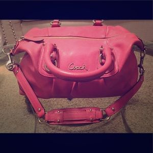 COACH Blush Purse