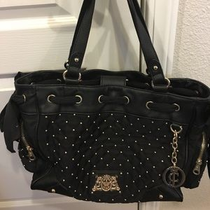 Juicy Couture Quilted Handbag