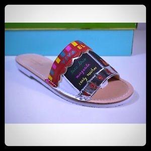 KS taco sandals 🌮