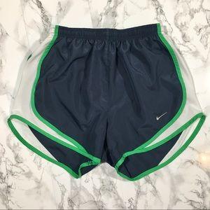 Nike Shorts. XS. Dri-Fit, Blue Exercise, Workout