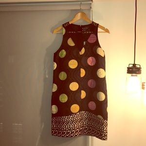 Anthropologie party dress by Maeve
