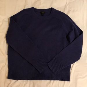 J.Crew wool crewneck sweater