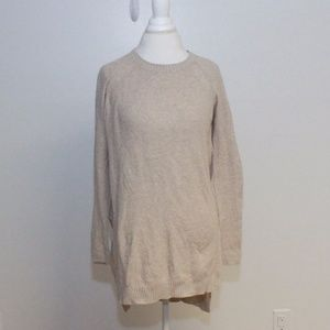 Anthropologie Moth Knit Sweater Dress Tunic XS