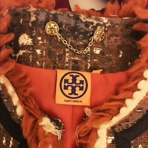 💯% Authentic Tory Burch Jacket