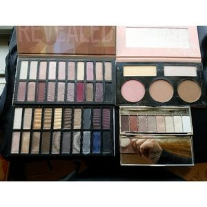Gently used palette lot