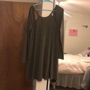 Francesca's cut out dress