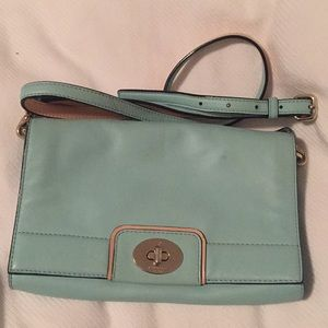 Kate Spade crossbody with detachable strap