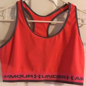 UA sports bra