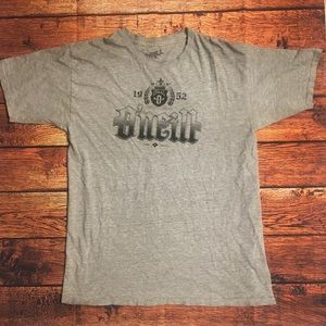 O'Neill Large Gray Graphic T-Shirt