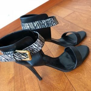 Spike heels, stilettos, guess heels, black heels