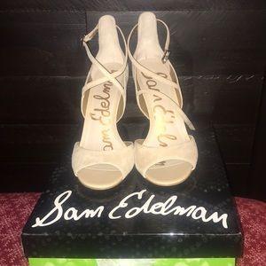 Sam Edelman nude heels 'Audrey'