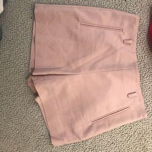 Pants - Zara Blush Shorts