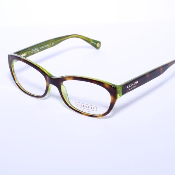 00d53b9bb9fc Coach Accessories - COACH 6040 5117 Brooklyn Eyeglasses Optical Frame
