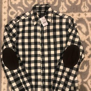 Women's flannel shirt - NEW