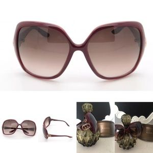 🎄Authentic Gucci Sunglasses 3167/S  Purple w/Case