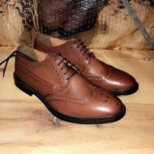 Other - Men's Brown Wingtip Oxford Dress Shoe