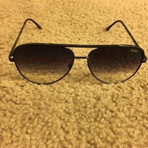 Quay Desi high key sunglasses fade