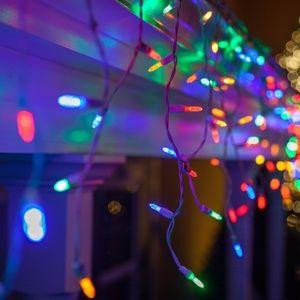 LED multi-color fairy lights