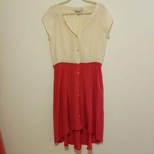 Presley Skye Hi-Lo Dress