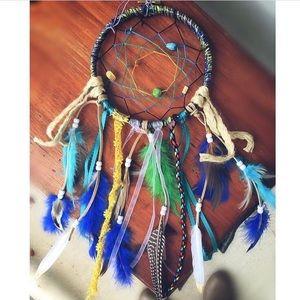 Hand made dreamcatcher 💕