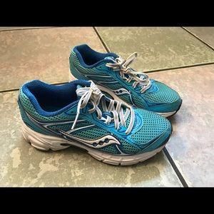 Saucony running shoes women's US Sz 5.5