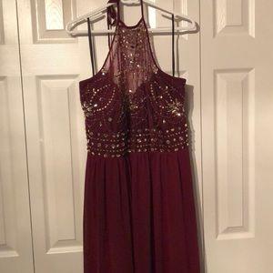 Size 24 Formal Dress