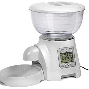 Paws & Pals Automatic Pet Feeder Electronic Timer