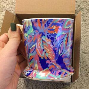 Lilly Pulitzer GWP mug