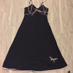 🌸Free People Lacey embroidered slip dress 🌸
