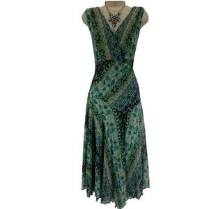 22W 3X▪️CHIFFON ASYMMETRICAL DRESS Plus Size