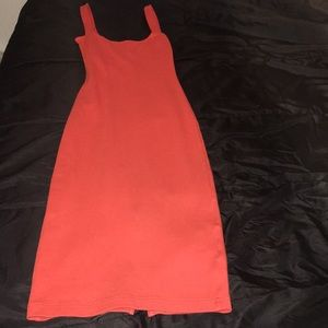American Apparel Dresses - AMERICAN APPAREL Pencil Ponte Tank Dress
