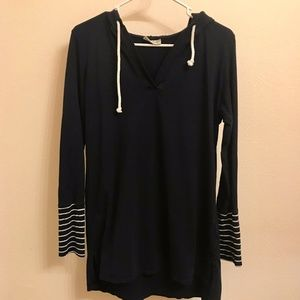 Nautical Long Sleeve Top