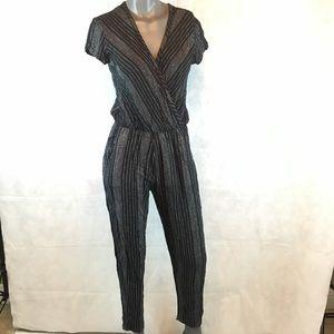 Cleobella Penelope Striped Jumpsuit