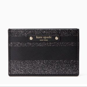 ✨New✨ ♠️Kate Spade Leather Card Holder♠️