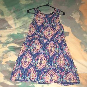 Forever 21 Indian pattern-inspired dress