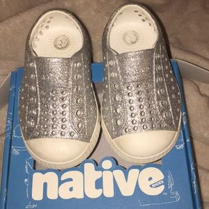 Native Bling Slip-on Sneaker Flats!