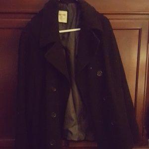 Black Old Navy Coat