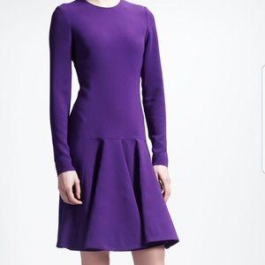Stella McCartney Cady Trumpett Skirt Dress