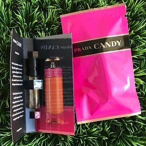 🍃 NEW PRADA Candy Parfum -2pk